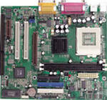 Motherboard QDI Advance 10BM