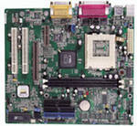 Motherboard QDI Advance 10M