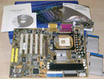 Motherboard Shuttle AB30/R