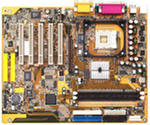 Motherboard Shuttle AB40/R