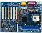 Motherboard Shuttle AB52