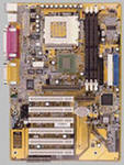 Motherboard Shuttle AE22