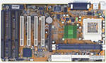 Motherboard Shuttle HOT-681