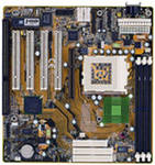 Motherboard Shuttle HOT-685