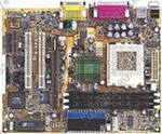 Motherboard ASUS CUV4X-M