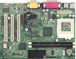 Motherboard Supermicro 370SWD