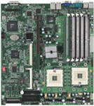 Motherboard Supermicro P4DLR+
