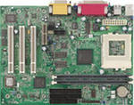 Motherboard Supermicro P5MMS II