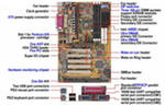 Motherboard Abit BE6
