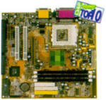 Motherboard ACORP 6VIA89