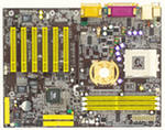 Motherboard Chaintech 7VJL APOGEE