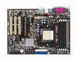 Motherboard Chaintech VNF4 Ultra