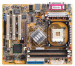 Motherboard DFI 865PE-ML