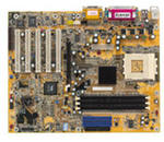 Motherboard DFI AD75