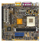 Motherboard DFI AM35-SC