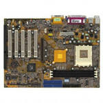 Motherboard DFI AM75-EC