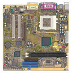Motherboard DFI CS35-SC