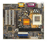 Motherboard DFI CS35-TC