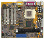Motherboard DFI CW35-AS