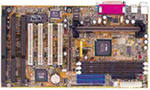 Motherboard DFI CW35-S