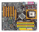 Motherboard DFI LANPARTY 865PE rev.B