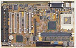Motherboard FIC CP11