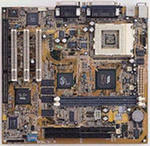 Motherboard FIC CP31-AG