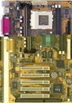 Motherboard FIC FW37