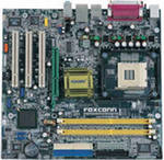 Motherboard Foxconn 655M01-FX-6LRS