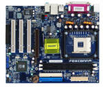 Motherboard Foxconn 661MX
