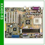 Motherboard IWILL KK400-RS