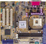Motherboard IWILL mP4G