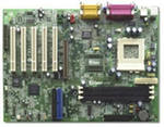 Motherboard AOpen AX3S Pro