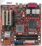 Motherboard Microstar 915GM2 Series