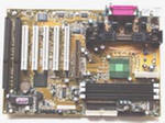 Motherboard Microstar MS-6167