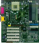 Motherboard Microstar MS-6341