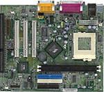 Motherboard Microstar MS-6368
