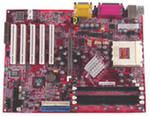 Motherboard Microstar MS-6373