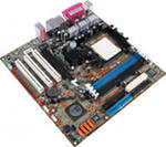 Motherboard Microstar RS480M2