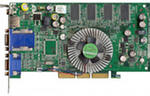 Video Card ATI RADEON 9600 TX