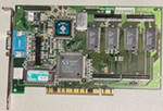 Video Card Diamond Multimedia Stealth VRAM