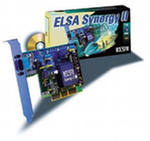 Video Card ELSA Synergy II