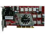 Video Card ELSA ATI FireGL X2-256