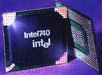Video Card INTEL 740