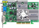 Video Card Leadtek Geforce4 A280 series
