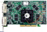 Video Card Matrox Parhelia