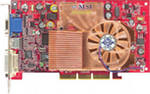 Video Card Microstar Ti4200-VTD8X