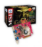 Video Card Microstar G4MX460-VTP