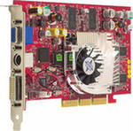 Video Card Microstar G4Ti4200-VTD64