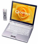 Notebook, Laptop Toshiba Qosmio E10